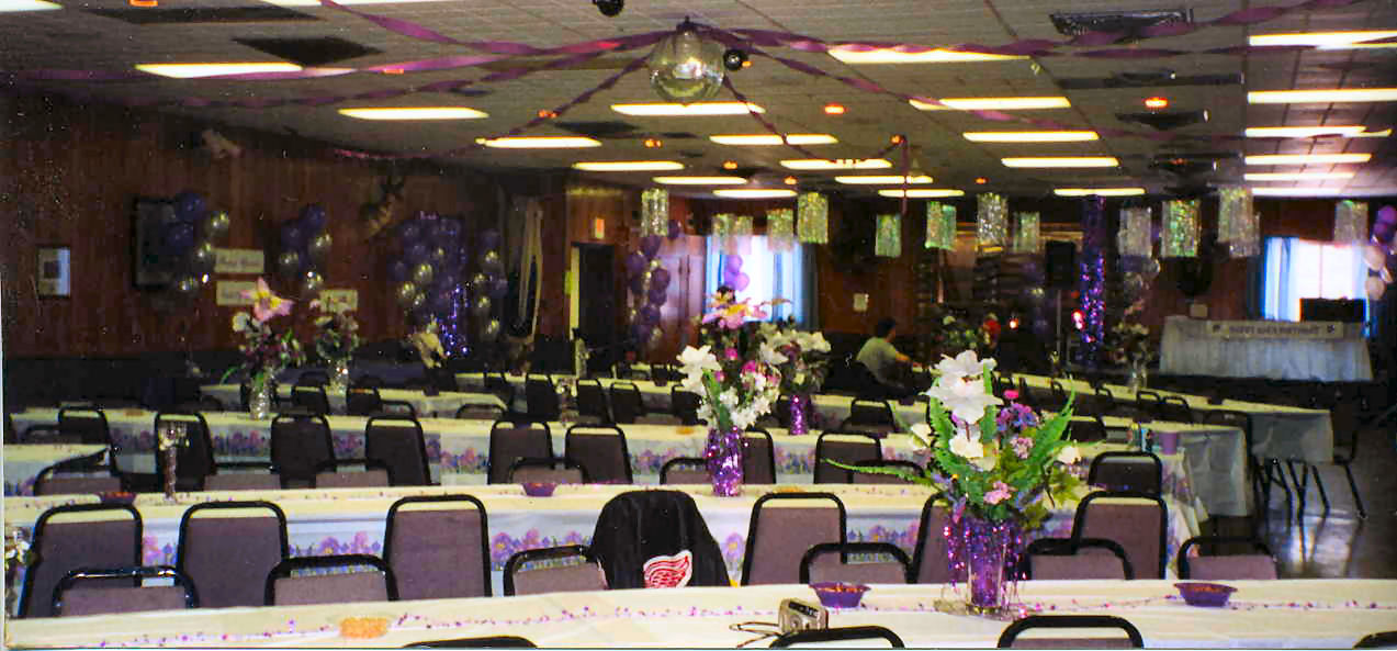 Banquet Facilities 1