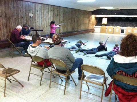 Pellet Rifle Session